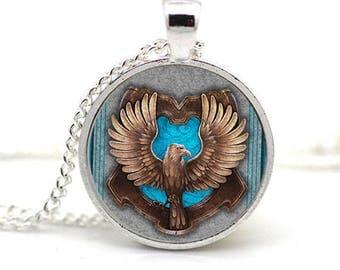 House Crest Necklace Ravenclaw