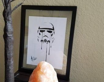 Storm-drooper