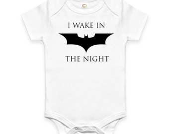 I Wake in the Night Onesie