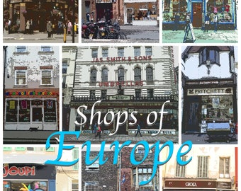 Shops of Europe