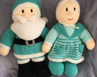 Mr and Mrs Claus