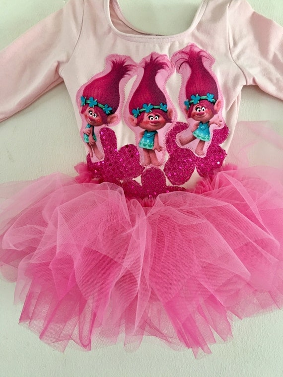 Princess Poppy Pink Tutu
