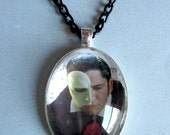 "Phantom of the Opera ""Phantom's Rose"" Pendant Reserved for logan2611"