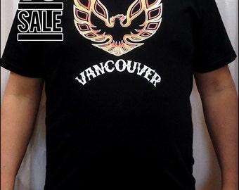 10 Dollar Sale - Vancouver Firebird Mens tshirt
