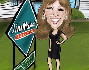 Custom Caricature