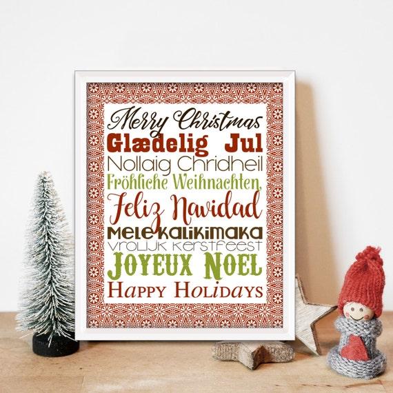 il_570xn - Christmas Around The World Theme Decorations