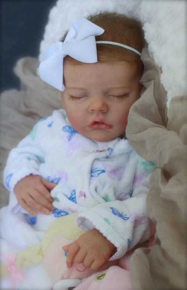 Custom Reborn Baby Newborn Doll Twin B By Bonnie