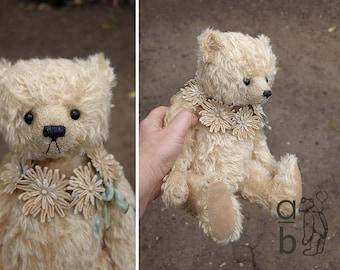 Kitty, One Of a Kind Mohair Artist Teddy Bear from Aerlinn Bears