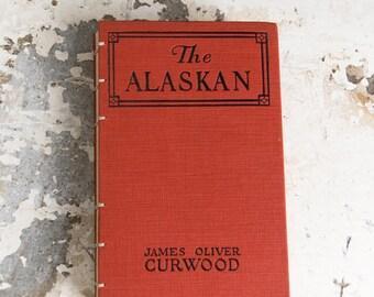 1923 THE ALASKAN Vintage Journal Notebook