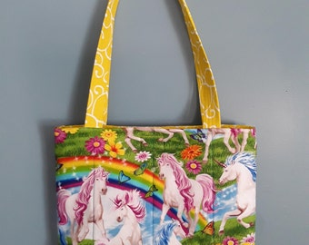 Unicorn handbag---- Kid's Tote