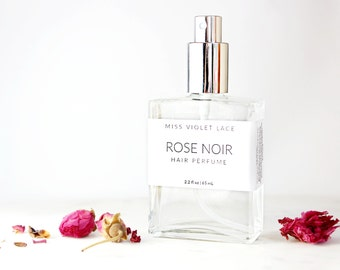 Rose Noir Hair Perfume | Sexy Perfume | 100% natural and vegan