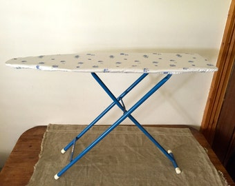 """Fabulous VINTAGE """"WRIGH TTOYS"""" Child's ironing board. My vintage home."""