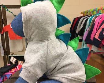 Dog Dino hoodie