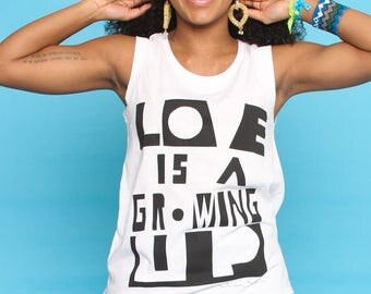 James Baldwin Shirt - Women's Muscle Tee - Street Art Graphic Tee - Festival Top - Black History Tank Top - Love Tshirt - Summer Fashion