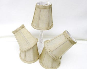 Vintage Chandelier Shades | Fabric Lampshadesm | Light Sconce Shades | Small Lamp Shades
