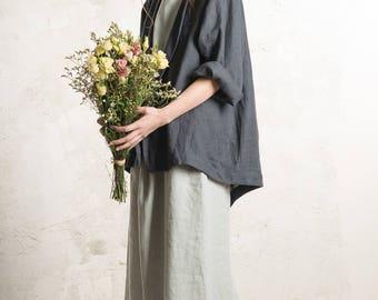 Linen jacket | Etsy