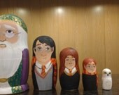 You're a Nesting Doll, Harry! (Harry Potter-inspired!)