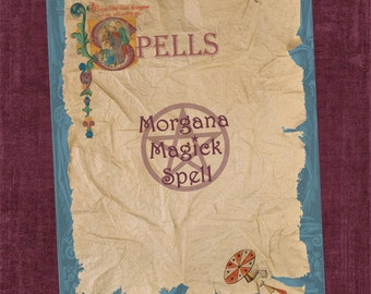 ANCIENT SPELLS Blank Book of Shadows Page, Journal  Digital Download,Grimoire,Scrapbook, Spells, Magick,Wicca, Pagan,Witchcraft, WhiteMagick