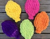 Crochet Water Balloons, Set of 12