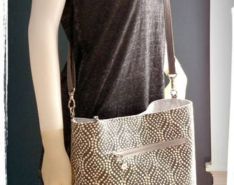 Trendy - Adjustable Crossbody Tote