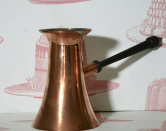 Vintage French Hot Chocolate Pourer