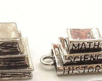 2 - book charms