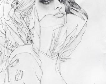 Valkyrie Fine Art Print