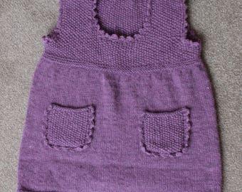 Sweet Sally Little Girl's Dress - Size 3-4