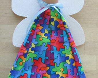Angel Autism Awareness