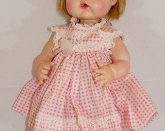 """Vintage 1960s Madame Alexander """"Sweet Tears"""" Baby Doll"""