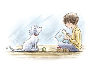 Read to your friend