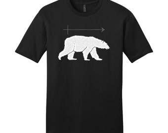 Polar Bear Shirt Funny Shirts for Men Science Shirt Funny Science Teacher Gifts for Teachers Graduation Gifts Chemistry Gift Chemistry Shirt