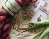 Valentines came by Sparrow Post (mini skein set) - 200 London, 262 yards, 60 g