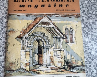 East Anglian Magazine December 1959