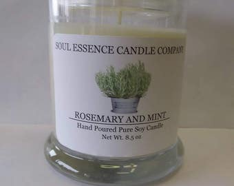 Rosemary and Mint