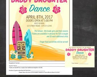 School Fall Festival Event Custom Printable Flyer And