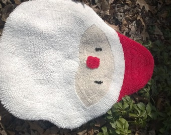 Christmas Santa Holiday Rug