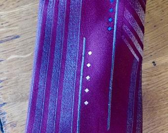 Don Loper of Beverly Hills Necktie - International Polyester