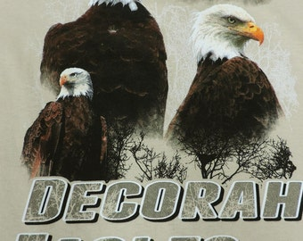 Decorah Eagles tee