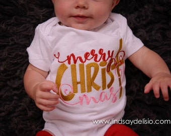 "Shop ""merry christ mas"" in Girls' Clothing"