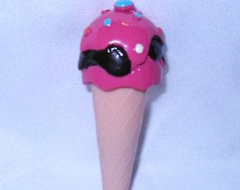 Ice Cream Cone Lip Gloss