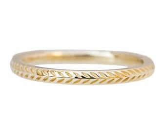 Round Wheat Ring