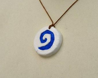 Hearthstone pendant