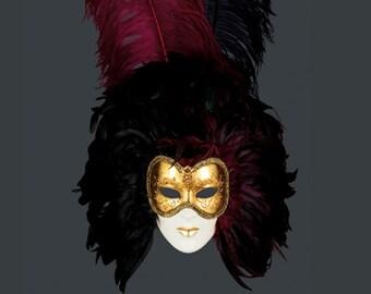 Venetian Mask | La Malinche