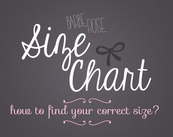 Size Chart, this item is NOT FOR SALE please just check your measurements but don't add it to your order