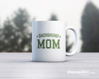 Dachshund Mug - Dog Mug - Dog Lover Mug - Dachshund Dad - Dachshund Mom - Dachshund Gift - Dog Gift - Dachshund Lover - Dachshund Cup