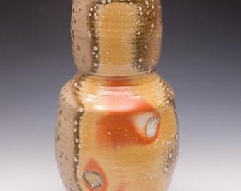Soda Fired Porcelain Blend Vase, 0303003