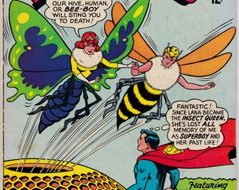Superboy #127 - March 1966 - DC Comics - Grade VG