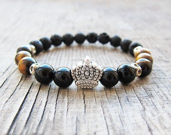 husband gifts for men best gifts for men bracelets crown bracelets for men gifts for husband birthday gift small gifts for men jewellery