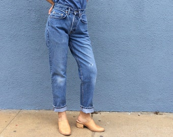 GAP High Waisted Size 27 Mom Jeans, Vintage GAP Jeans 27, Small Mom Jeans 27 GAP Denim Jeans, High waist Size 27 Mom Jeans, Gap Tapered Jean